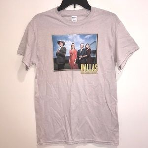 Dallas J.R. Ewing Love Honor Betrayal Tee NWOT S